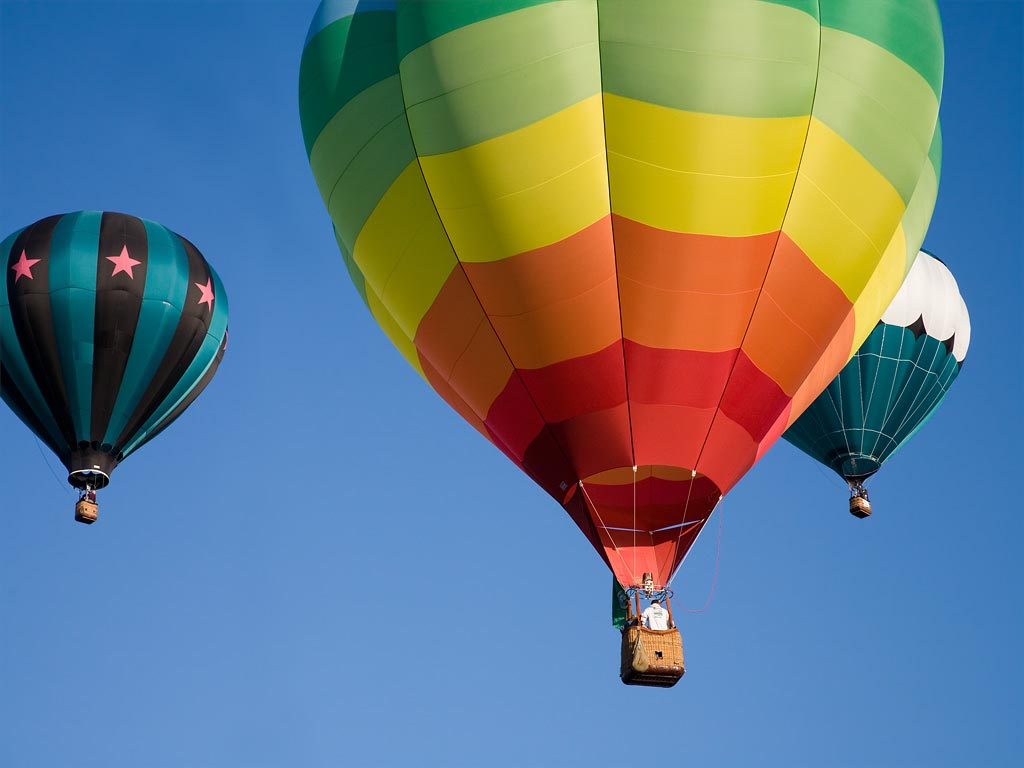 Balloon flight - KievInsiders private guides agency