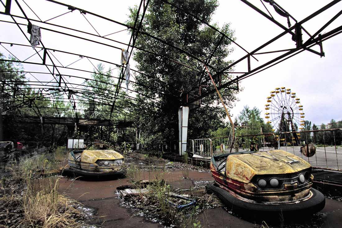 Chernobyl tour - Pripyat (picture 2)