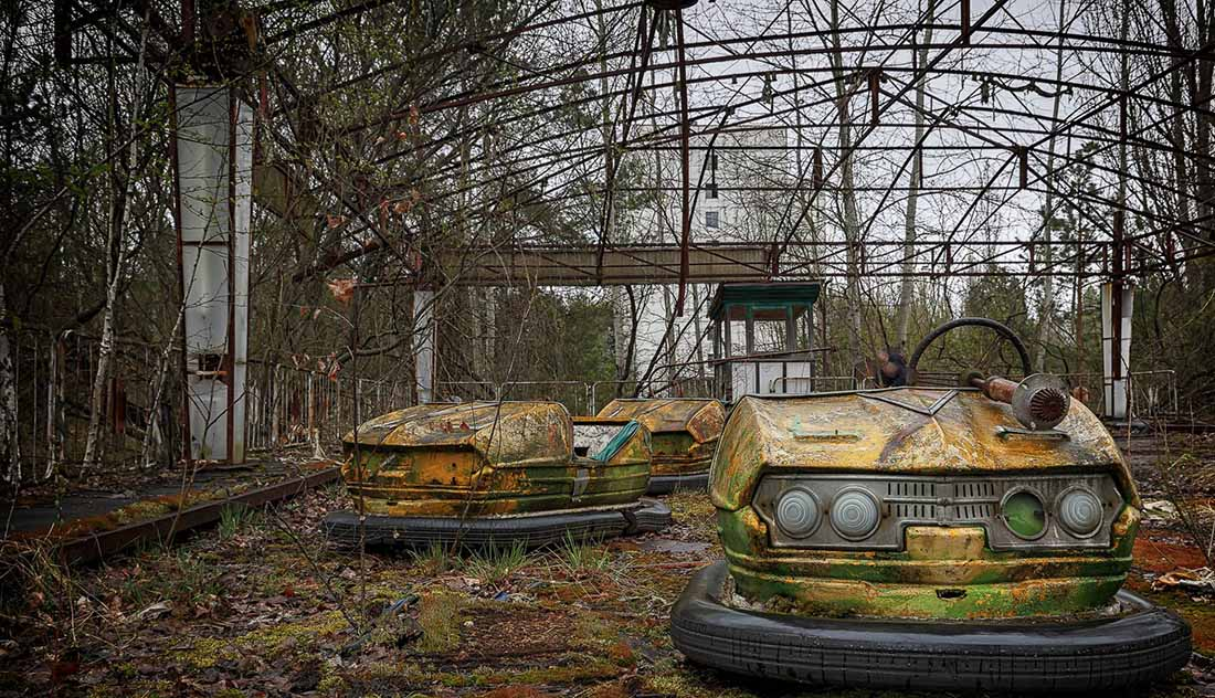 Chernobyl tour - Pripyat (picture 15)