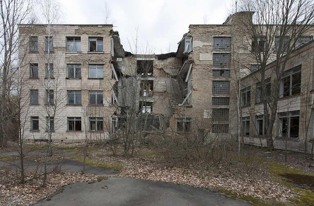 Chernobyl tour - Pripyat (picture 3)