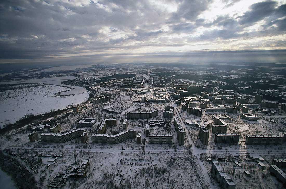 Chernobyl tour - Pripyat (picture 4)