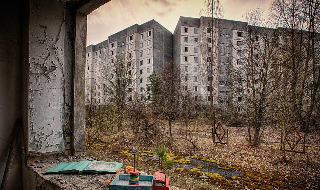 Chernobyl tour - Pripyat (picture 9)