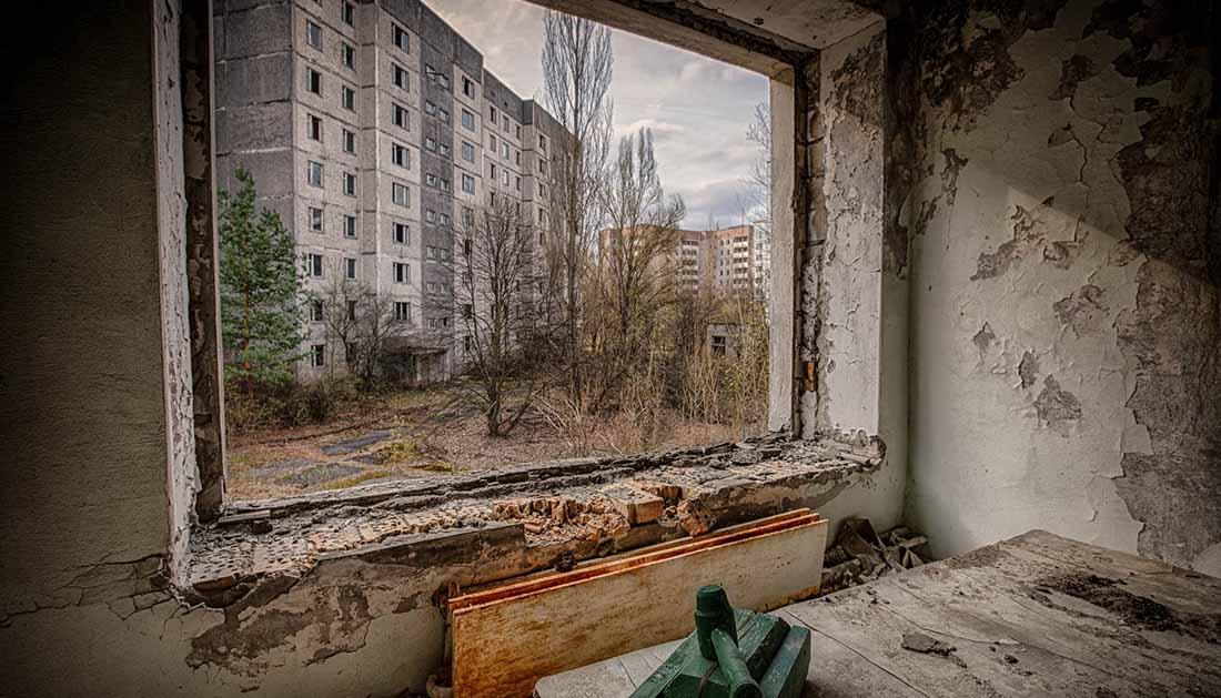 Chernobyl tour - Pripyat (picture 11)
