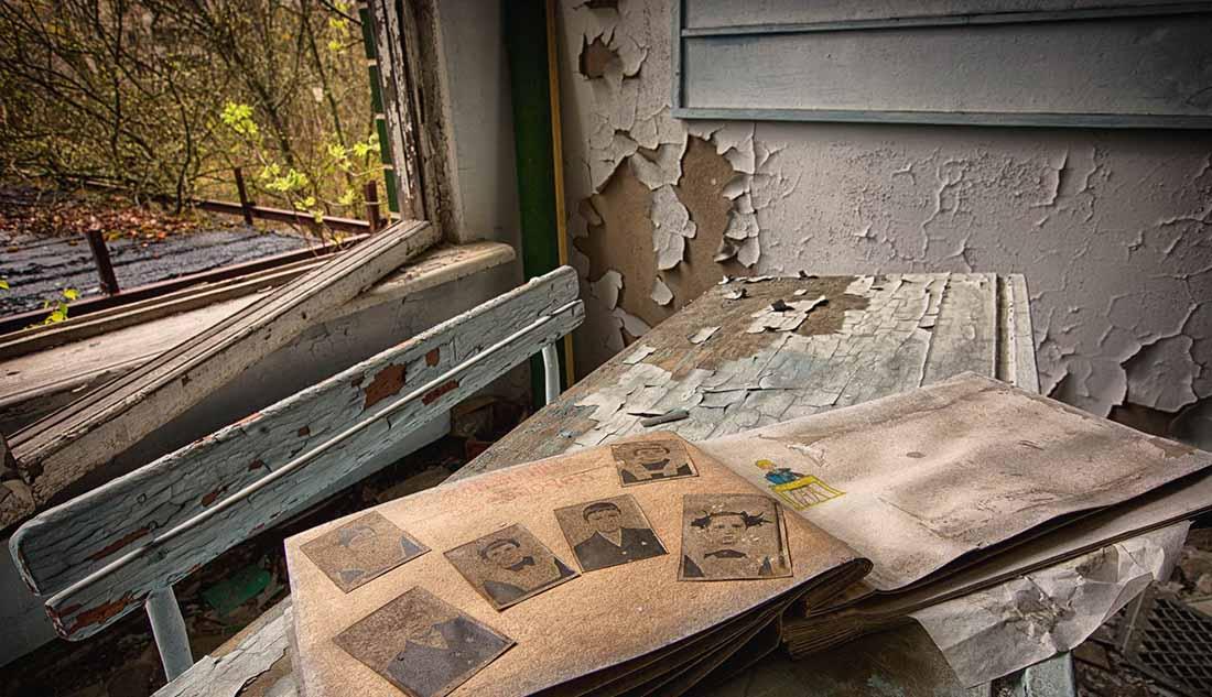 Chernobyl tour - Pripyat (picture 5)