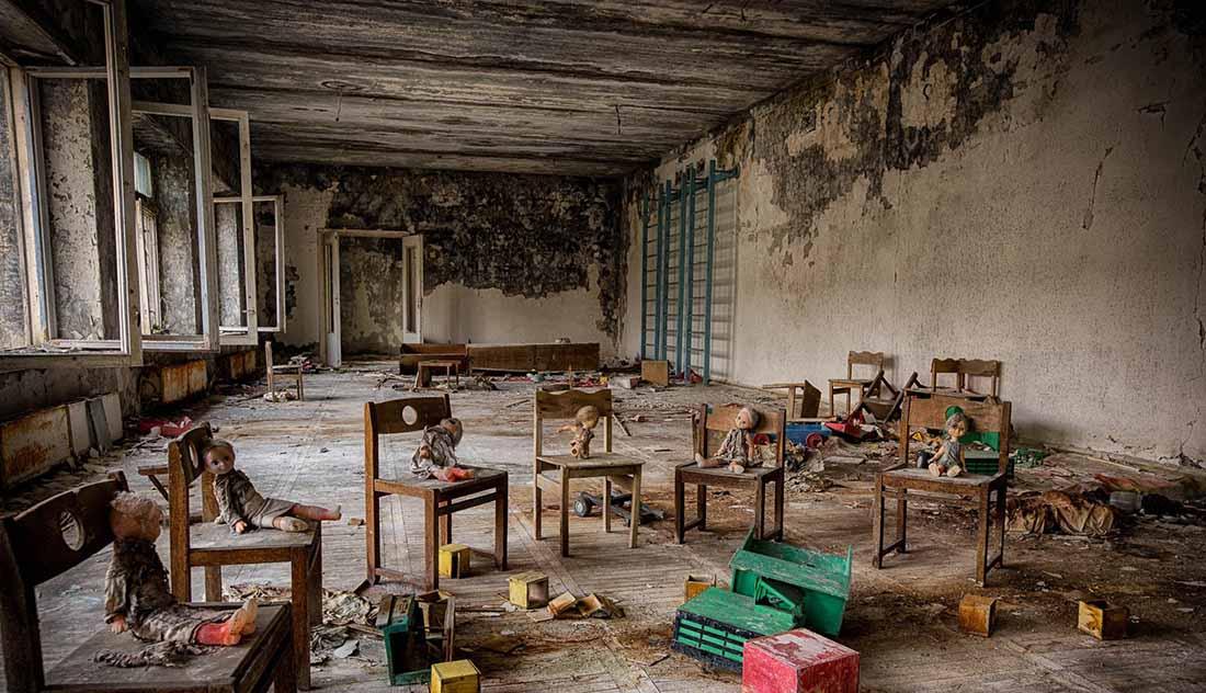Chernobyl tour - Pripyat (picture 12)