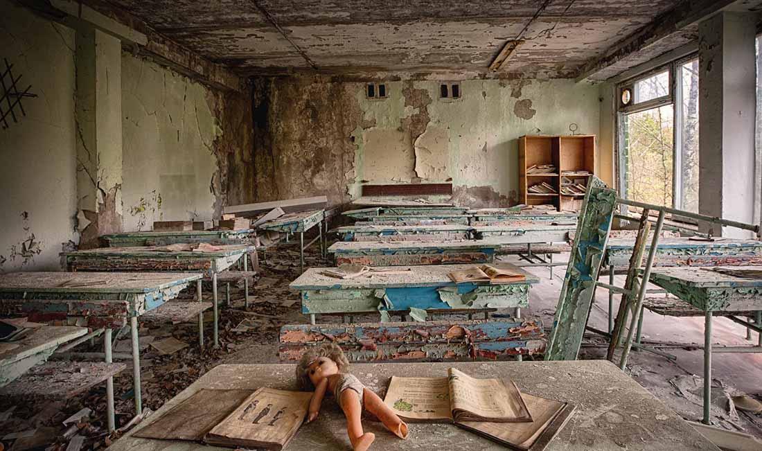 Chernobyl tour - Pripyat (picture 6)