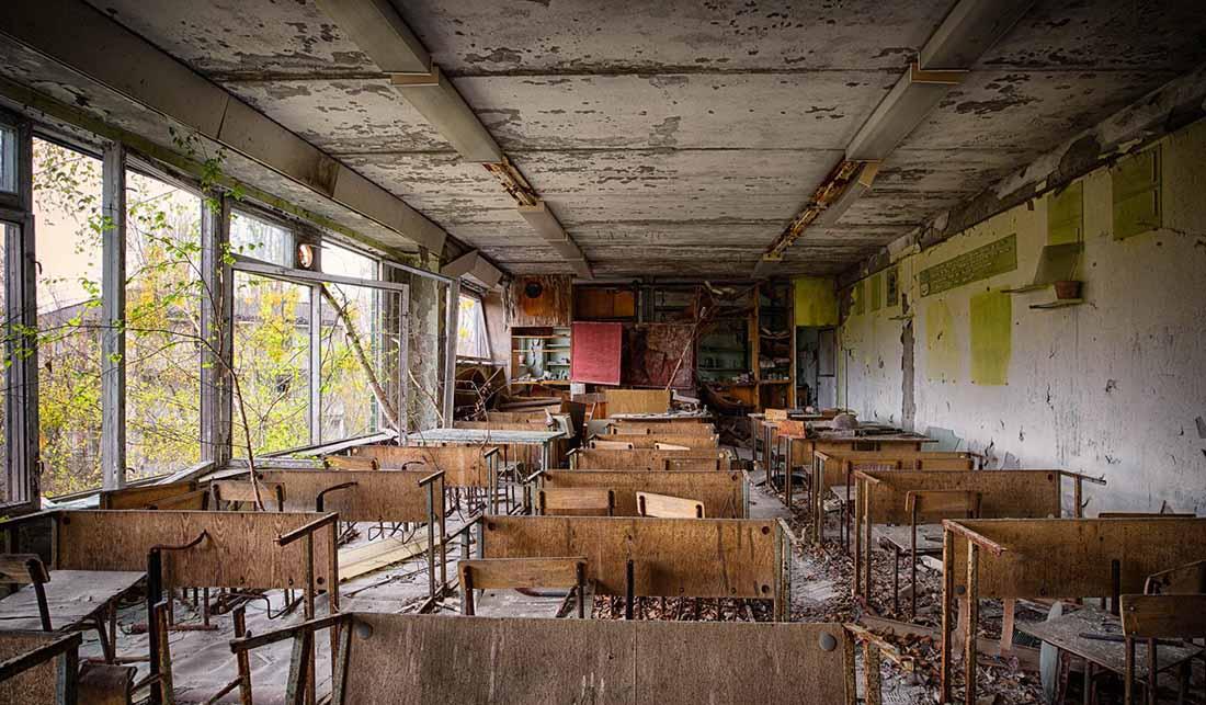 Chernobyl tour - Pripyat (picture 7)