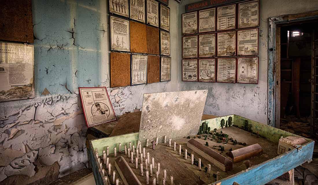 Chernobyl tour - Pripyat (picture 8)