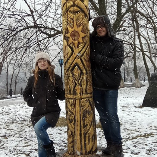 Pirohiv Open air Park with private guide Zhenya