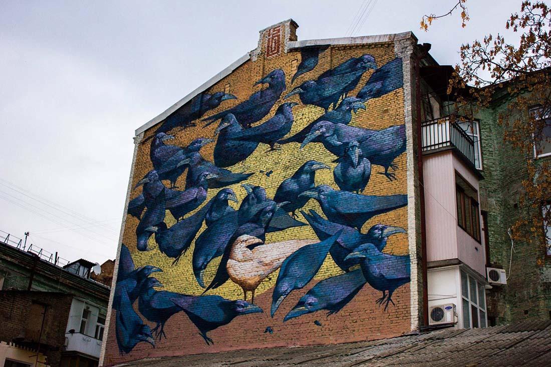 Art tour - mural 13