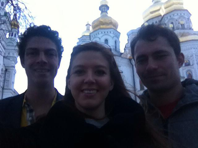 Kiev Pechersk Lavra tour with private guide Kristina