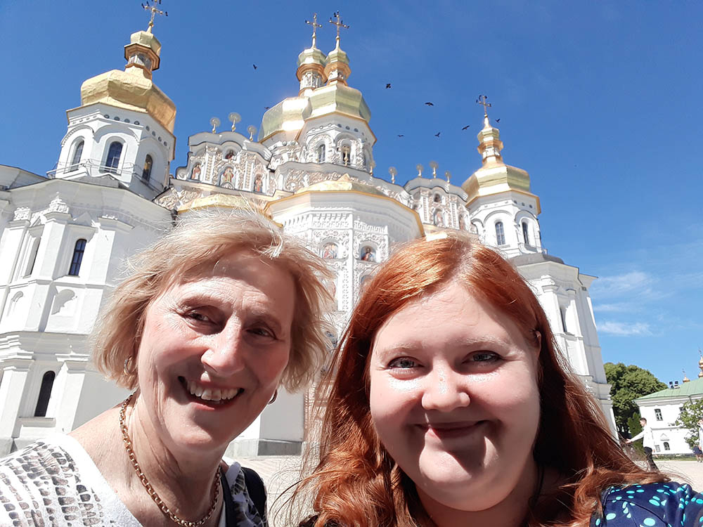 Kiev Pechersk Lavra tour with private guide Zhenya