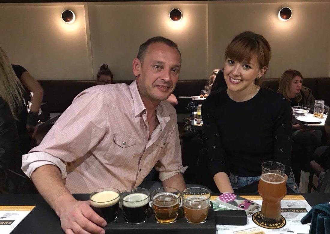 Bar Crawl with German-Speaking guide Kristina