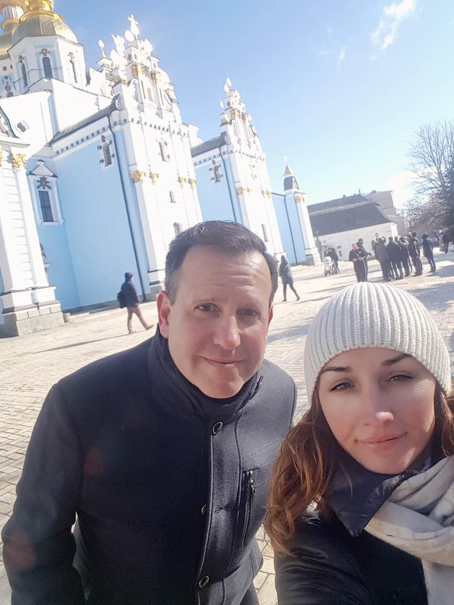 Tour de la ciudad de Kiev