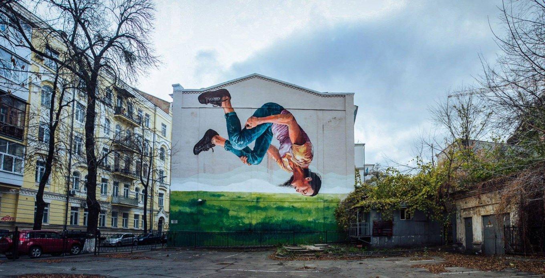 Art tour - mural 3