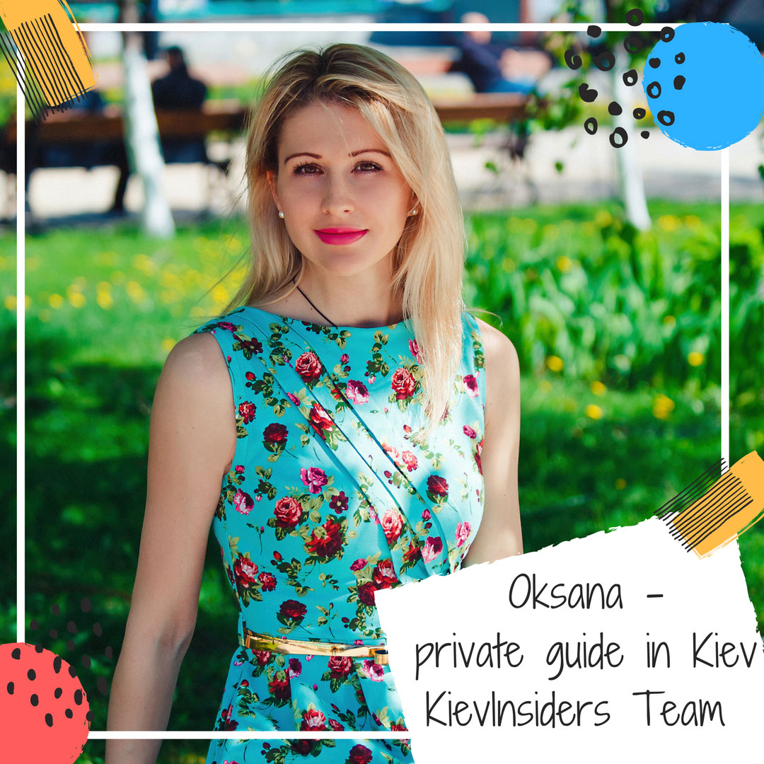 Oksana - KievInsiders-Team