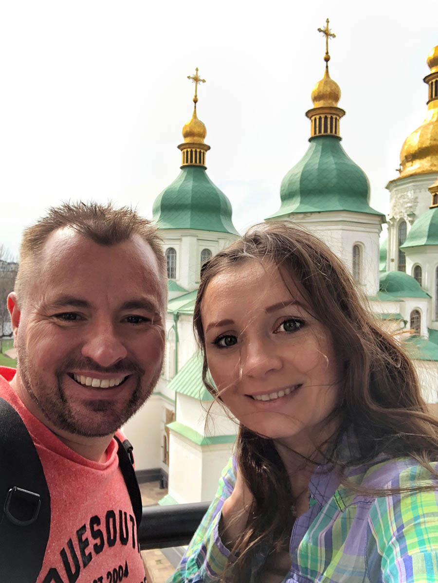 Kiev Pechersk Lavra tour with spanish-speaking guide Alyona