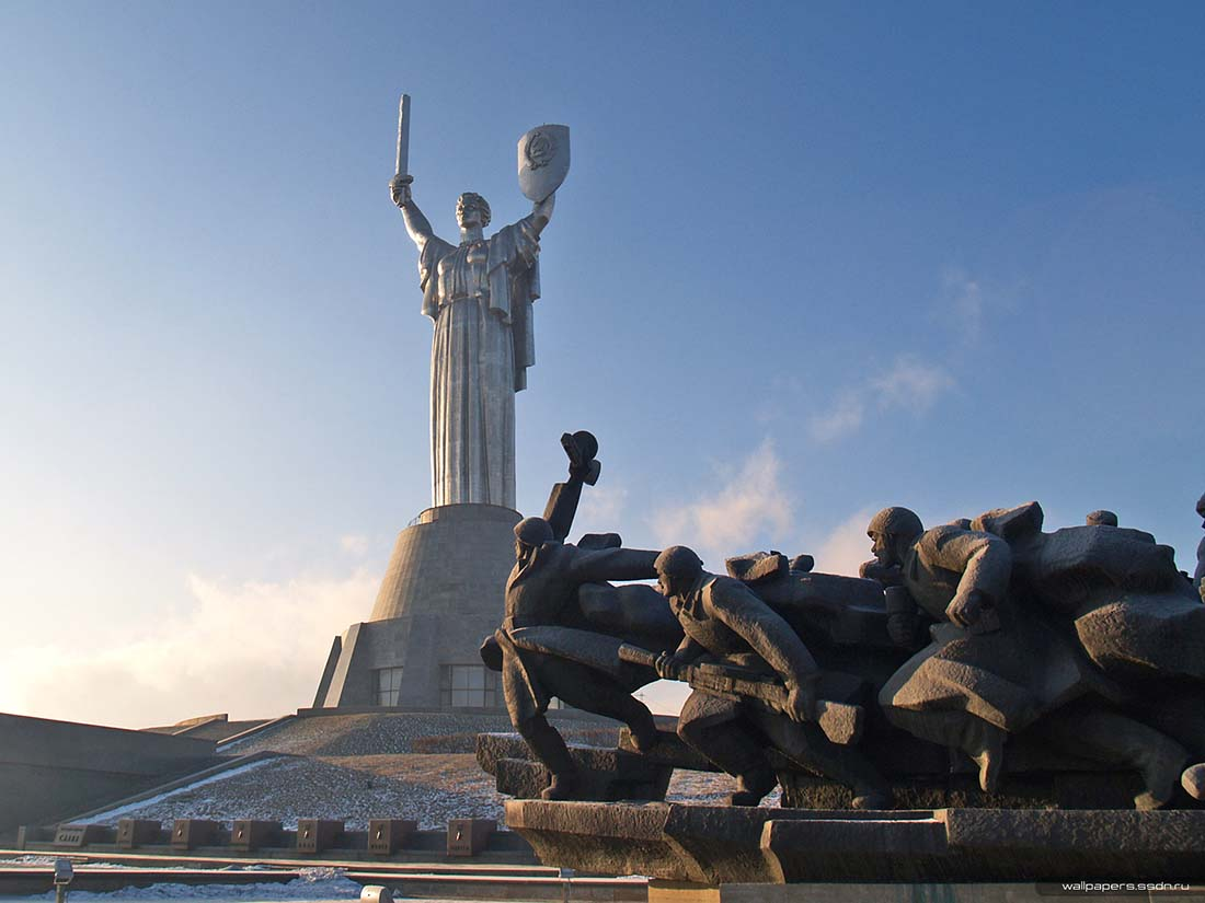 Motherland monument (picture 3)