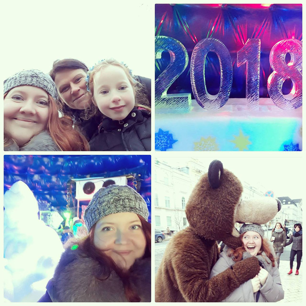 The magic of the New Year tour with private guide Zhenya