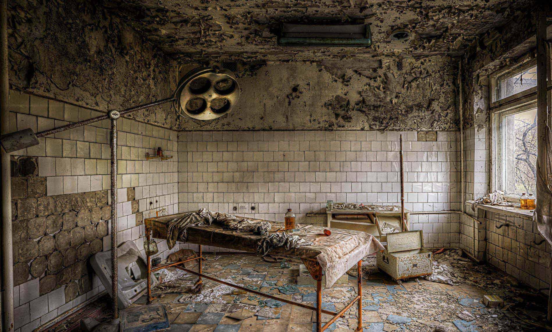 Pripyat - Chernobyl tour