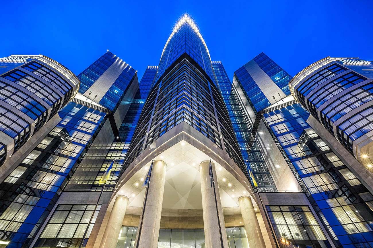 Hilton Hotel in Kiev