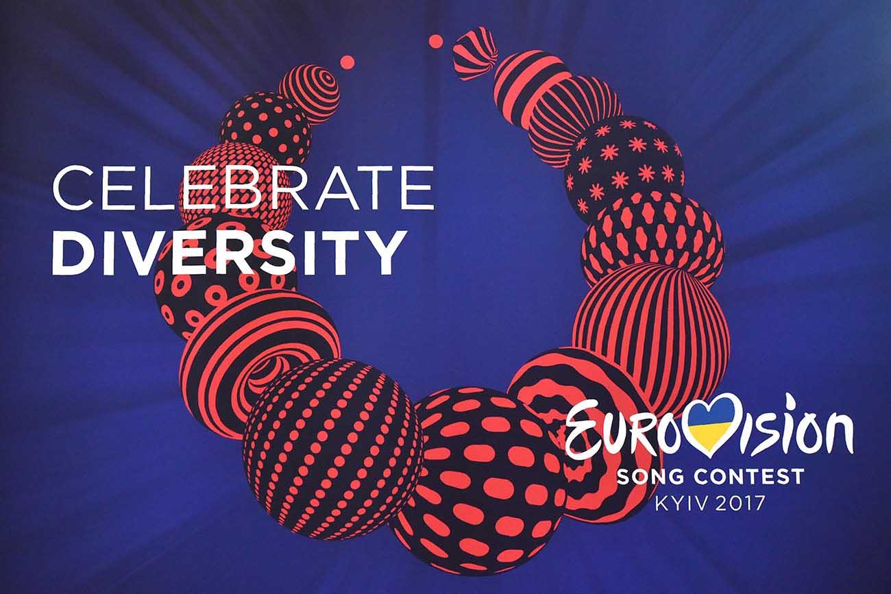 Symbols of Eurovision 2017
