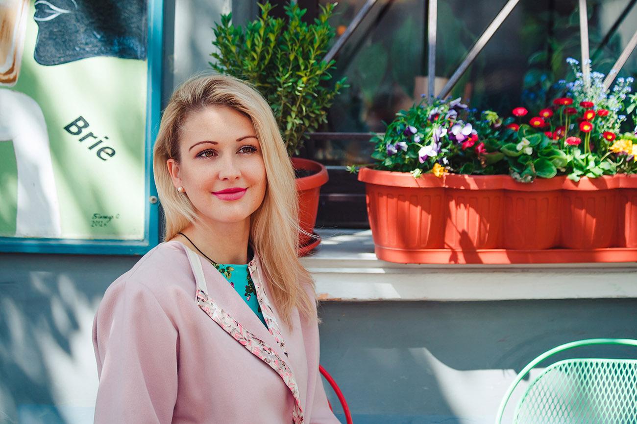 Oksana - the private guide in Kiev (photo 7)