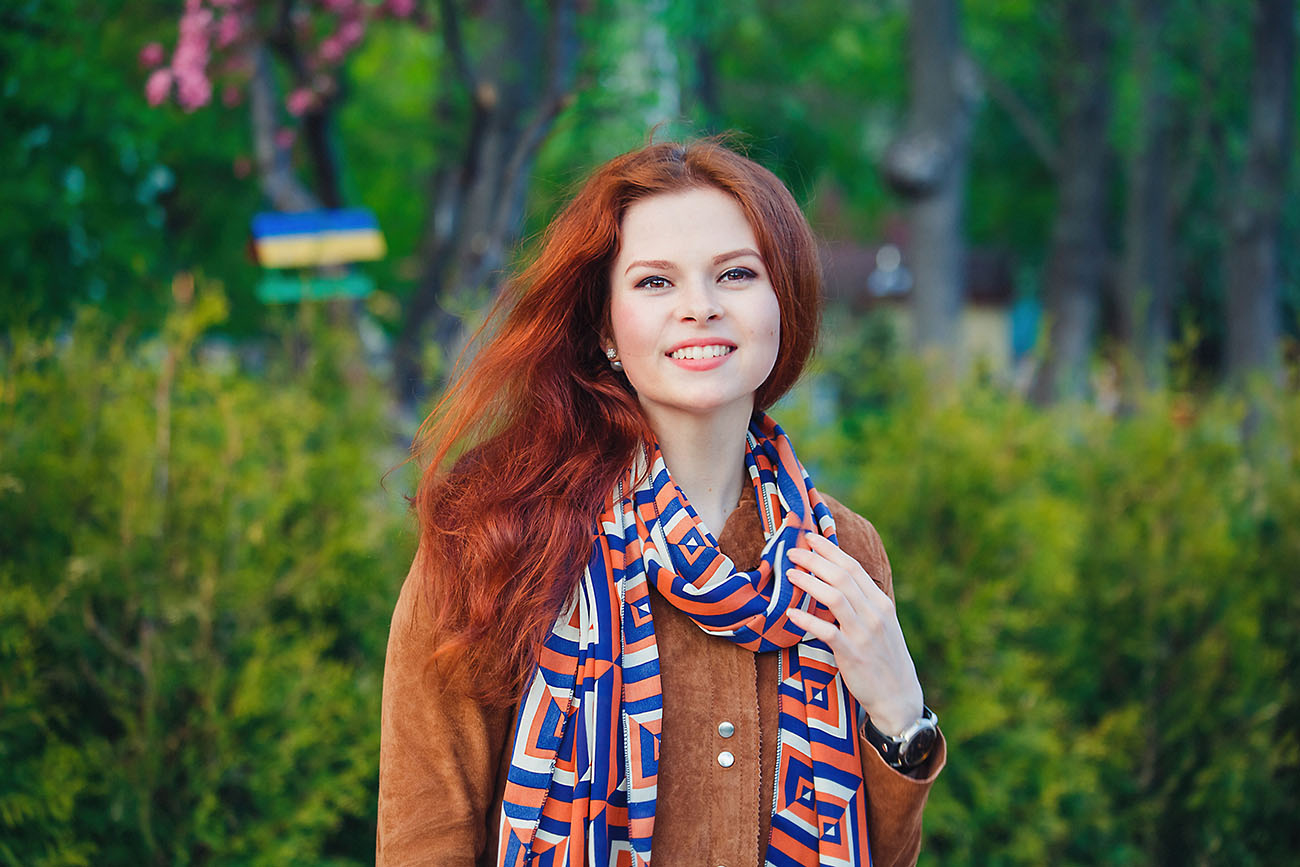 Polina - private guide in Kiev (photo 3)