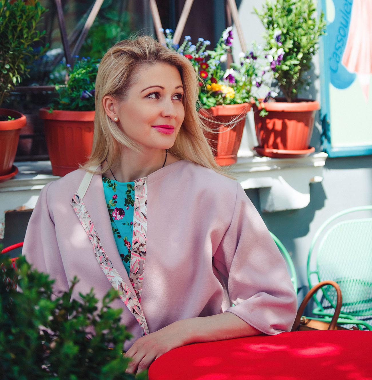 Oksana - private guide in Kiev (photo 8)