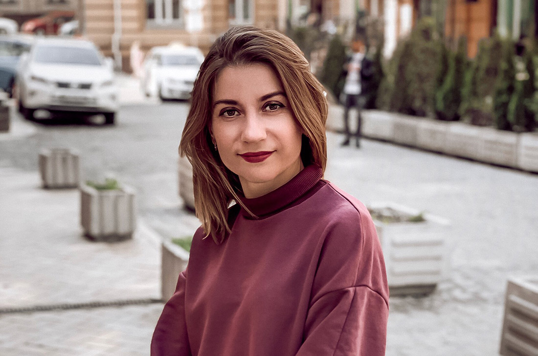 Private guide Galyna - English and Spanish speaking professional guide in Kiev