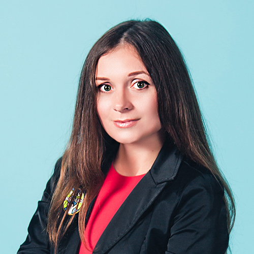 private guide Alyona - KievInsiders Team (the main photo)