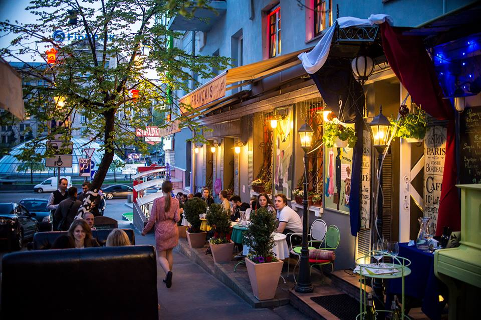 Restaurants - Tres Francais