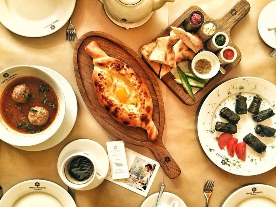 Restaurants - Mama Manana