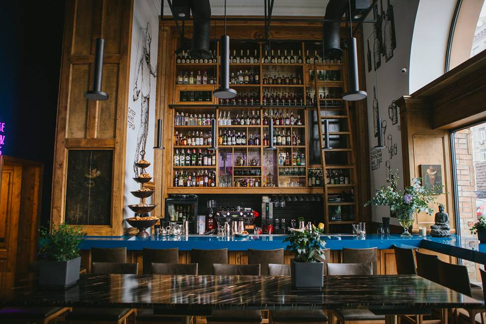 Restaurants - Zhizn' zamechatelnyh lyudey