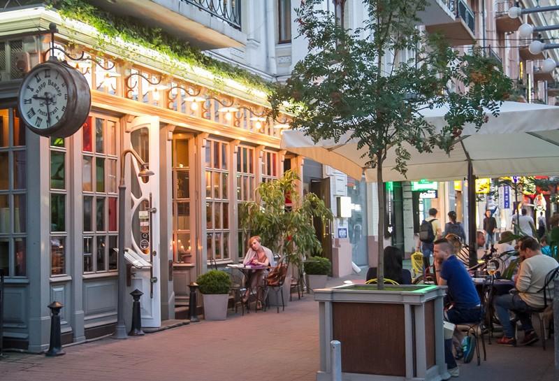 Restaurants - Ander Vander