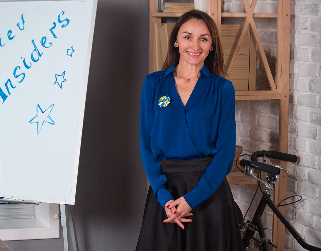 Tatiana - your English and Spanish speaking guide in Kiev (photo 8)