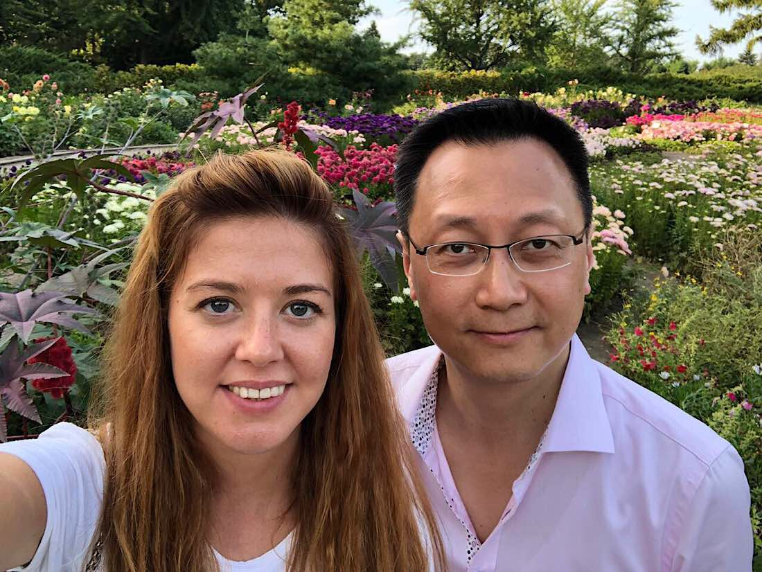 Individual 5-days tour with private guide Kristina for our guest from Hong Kong
