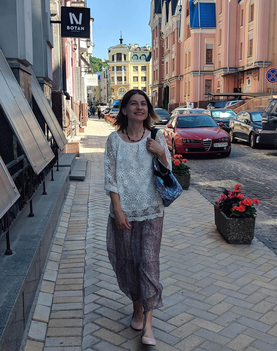private guide Galyna - KievInsiders Team (photo 5)