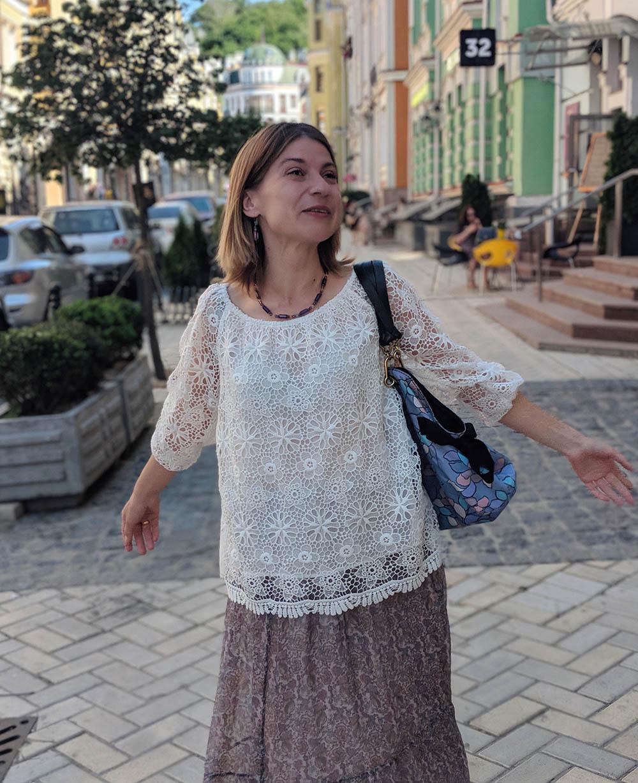 private guide Galyna - KievInsiders Team (photo 8)