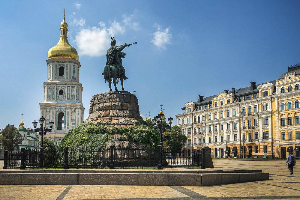 Kiev city tour with KievInsiders agency