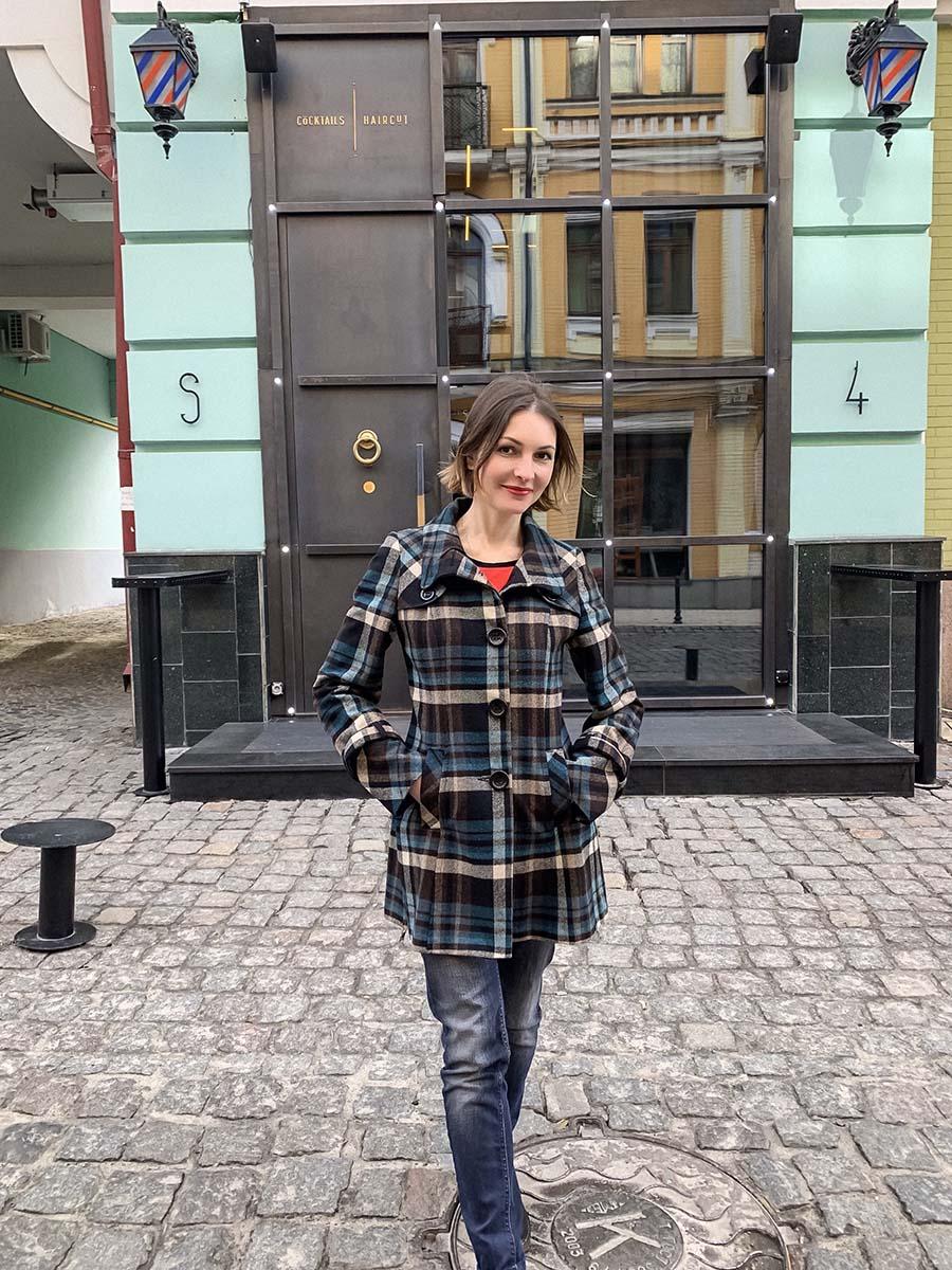 Irina - guía privado en Kiev