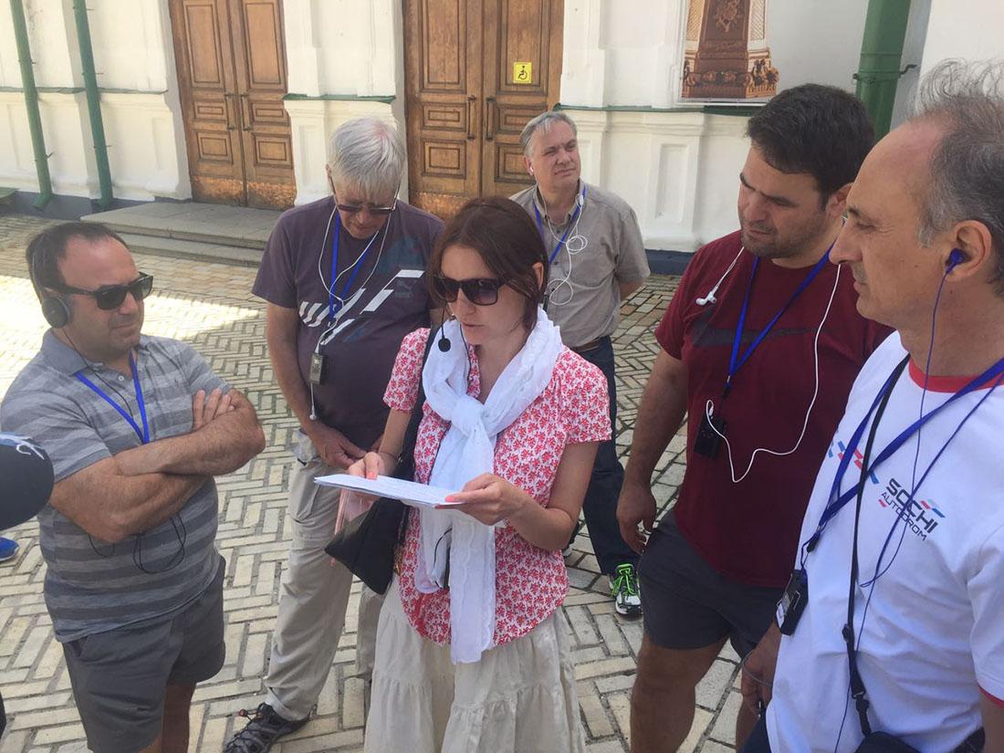 Irina - Guías en Kiev muy recomendable