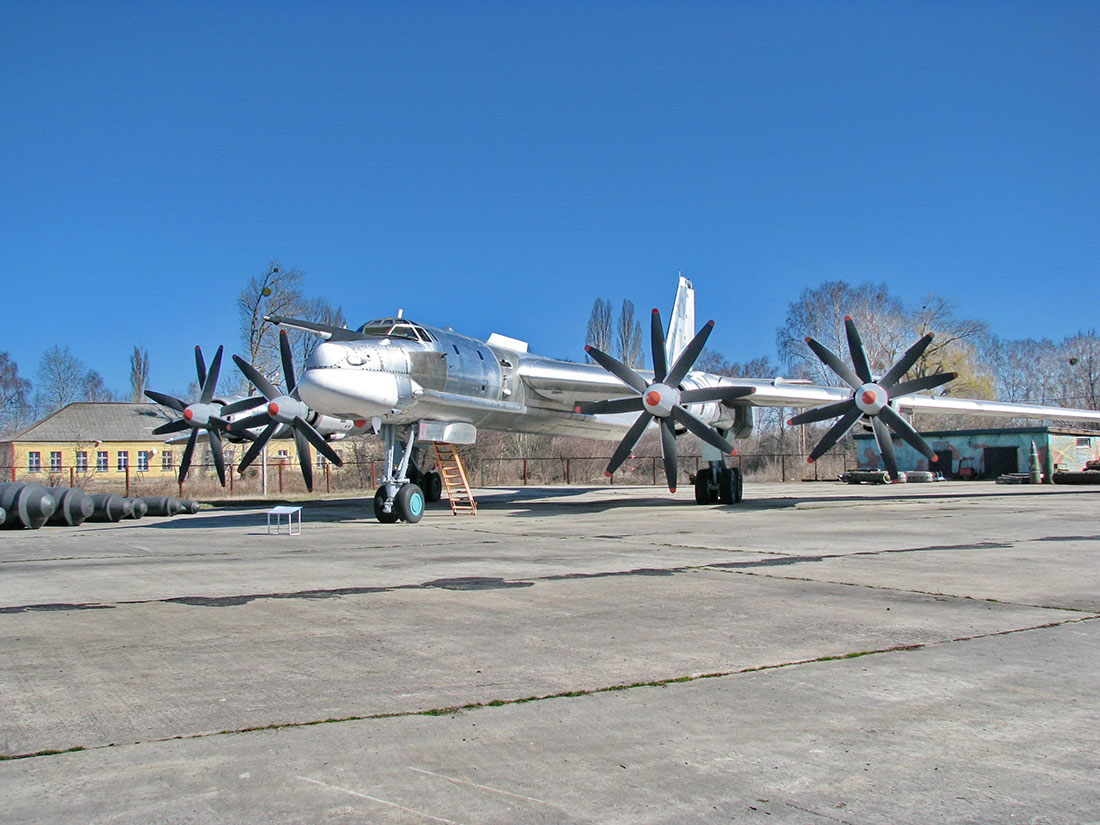 The Heavy Bomber Airbase Tour with KievInsiders private tours agency