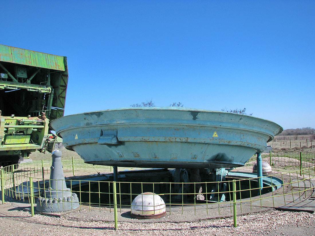 The missile base tour with KievInsiders private tours agency